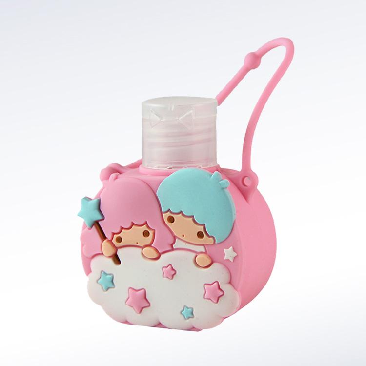 双星仙子硅胶瓶套