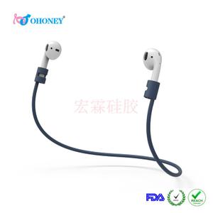 硅膠藍牙耳機線,藍牙耳機防丟繩,藍牙耳機繩