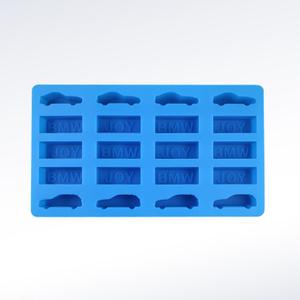 汽车英文硅胶冰格,硅胶冰格模具定制