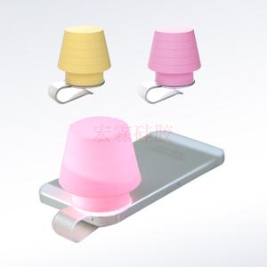 硅膠手機閃光燈罩,硅膠燈罩