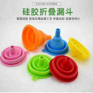 不粘鍋系列矽膠廚具矽膠撈籬,廚房用品說食品級矽膠漏勺