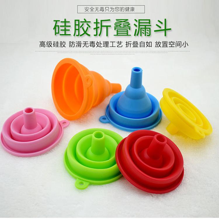 不粘鍋系列硅膠廚具硅膠撈籬,廚房用品說食品級硅膠漏勺