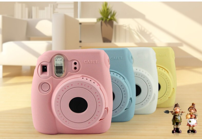 硅膠相機套