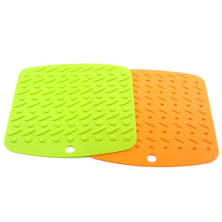 硅胶制品隔热垫