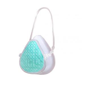 醫用硅膠制品廠 疫情防控硅膠呼吸面罩 自吸式過濾口罩硅膠材質