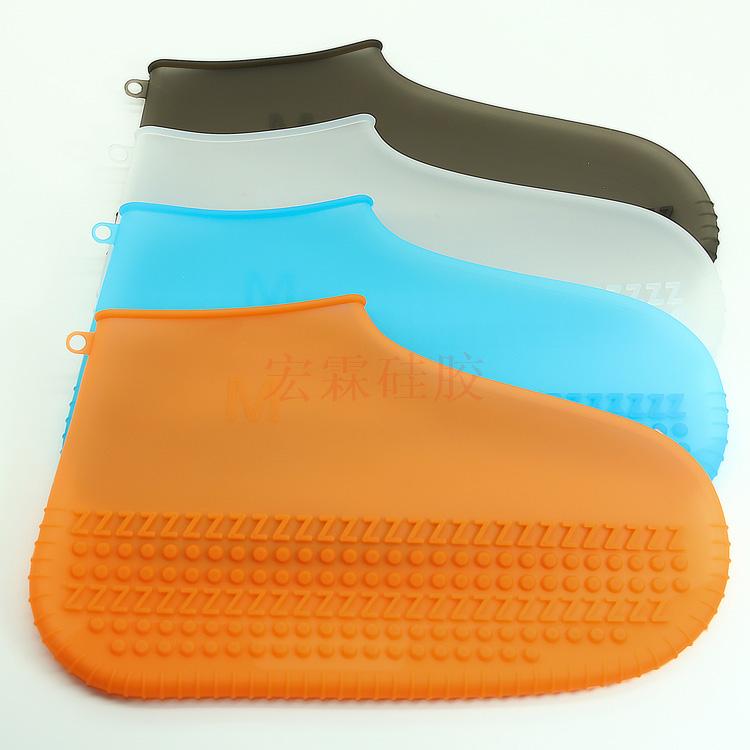 硅胶雨鞋套 (8)