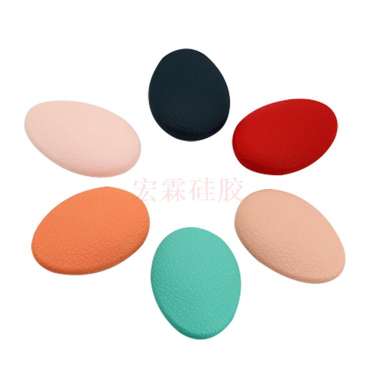 硅胶粉扑,水滴形硅胶粉扑,硅胶美妆蛋粉扑