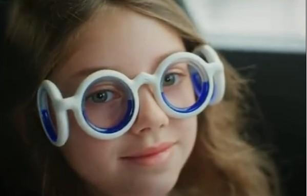 防晕车眼镜