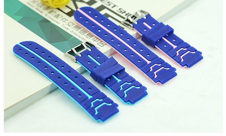 滴胶硅胶表带