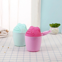 定制兒童硅膠洗頭杯,母嬰用品嬰幼兒洗發水定制廠家
