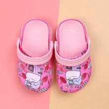 兒童硅膠鞋 小孩透氣硅膠洞洞鞋 硅膠沙灘鞋