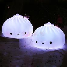 硅膠小夜燈生產定制廠家 硅膠燈罩定制