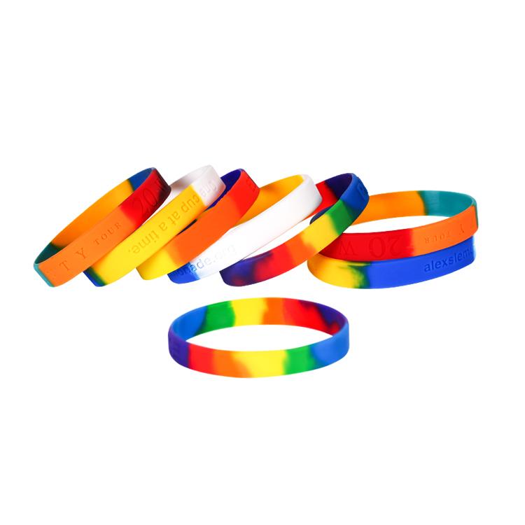 矽膠手環已变黄如何处理
